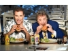 "Enzo Iacchetti e Pino Quartullo in scena con ""Hollywood Burger"""