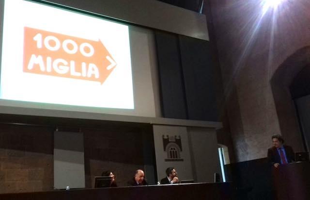 1000 Miglia, ad Orvieto macchine da urlo e tanto altro