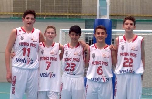 C'è anche un po' di Orvieto Basket alla finale nazionale del Join the game di Jesolo