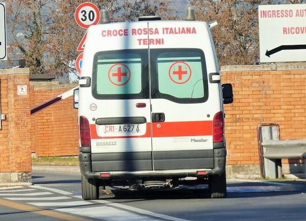 Sparatoria in centro, carabiniere ferito da un colpo di pistola