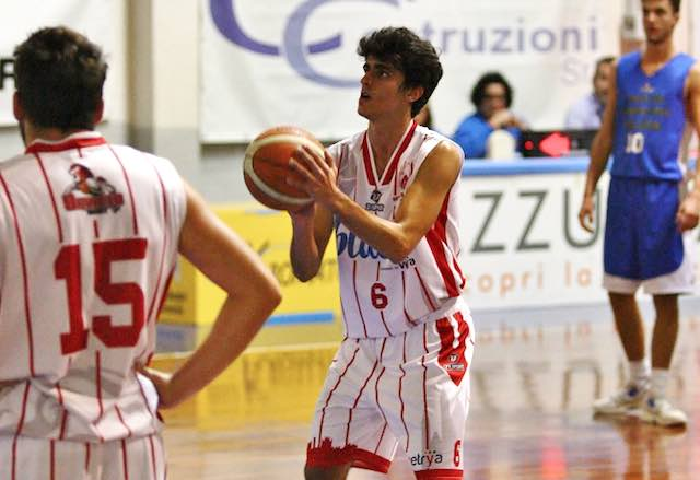 Vetrya Orvieto Basket in casa della capolista Virtus Assisi