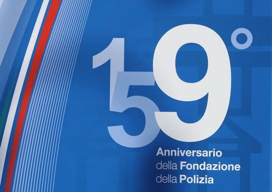 La Questura di Terni in festa per il 159° anniversario della fondazione della Polizia di Stato