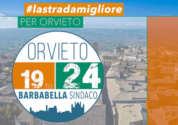 """""""Orvieto 19to24"""" ringrazia gli elettori e invita a proseguire insieme la battaglia"""