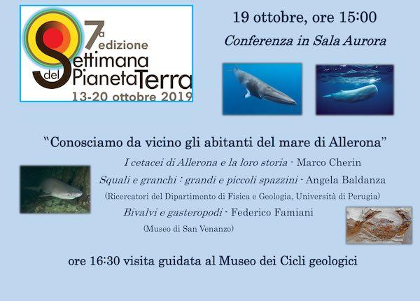 Settimana del Pianeta Terra, tra conferenze, visite ed escursioni in Mtb