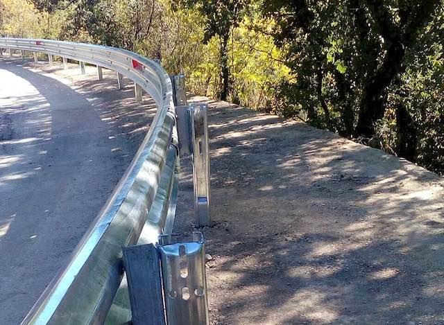Prorogato il senso unico alternato sulla SR 205 Amerina per lavori bitumazione e adeguamento barriere