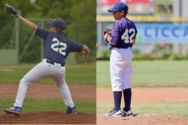 Vincenzo Servodio e Christian Ciccarella convocati per la nazionale U15 di baseball