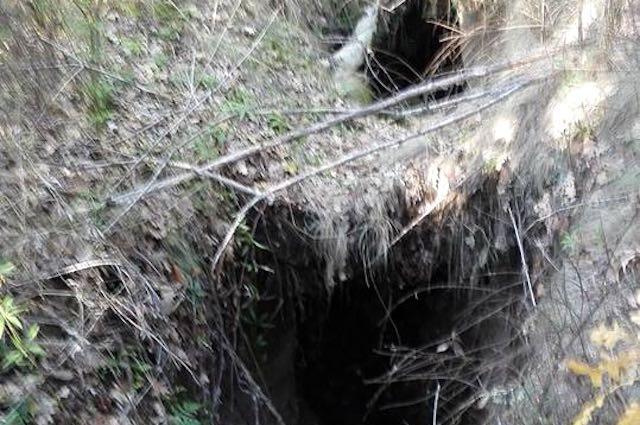 Sopralluogo tecnico alle fratture di Monte Tigno