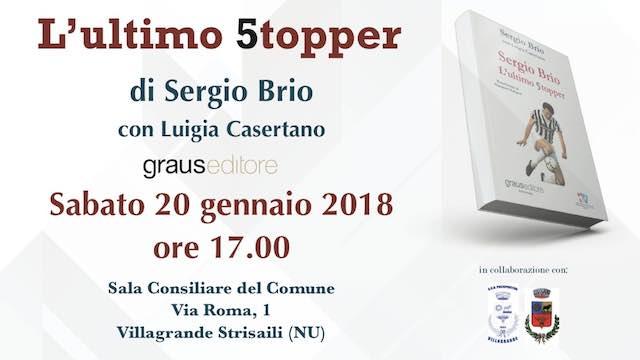 Trasferta sarda per Monteleone, Livia Di Schino intervista Sergio Brio