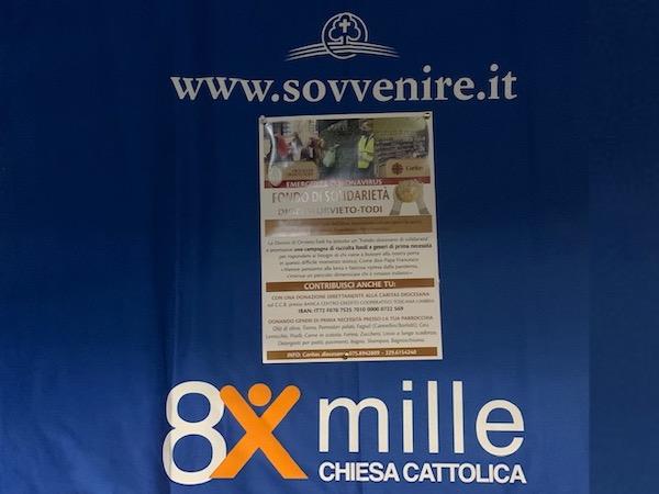 Giornata Nazionale dell'8xMille alla Chiesa Cattolica. L'importanza di una firma