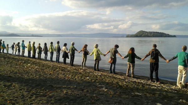Rinnovato l'Abbraccio del Lago. Insieme, per un progetto di tutela del territorio
