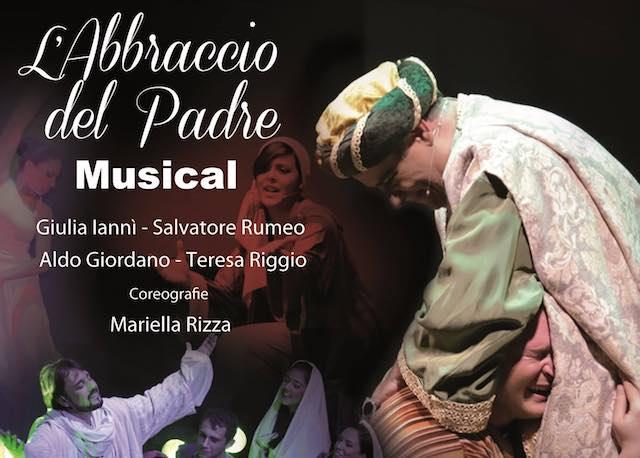 """""""L'Abbraccio del Padre"""". Musical nella basilica dell'Amore Misericordioso"""