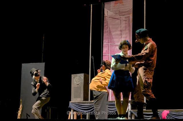 """Al Teatro dei Calanchi è di scena """"Abdullino va alla guerra"""""""
