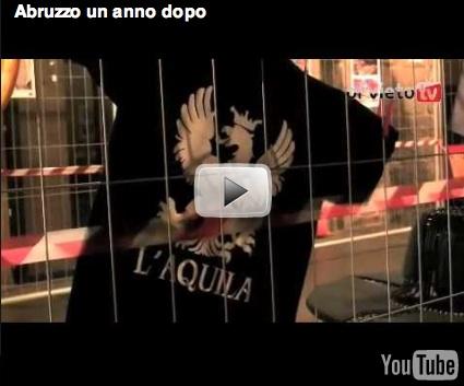 """""""Abruzzo un anno dopo"""" mostra fotografica della Protezione Civile di Orvieto"""