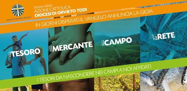 """""""I tesori da nascondere nei campi a noi affidati"""". Incontro per l'Azione Cattolica di Orvieto-Todi"""