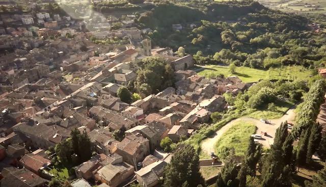 Con Francesco si vola sopra Monte Rufeno e il Bosco del Sasseto