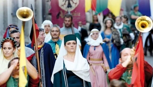 """Torna """"A.D. 1074 Medioevo"""". Così Montefiascone sposta le lancette della storia"""