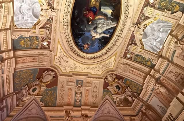 """Conferenza su """"Struttura e decorazioni del Palazzo Brugiotti di Viterbo"""""""