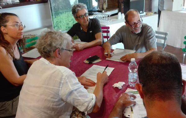 Il progetto AFINET lascia un gruppo di partecipazione attiva e condivisa