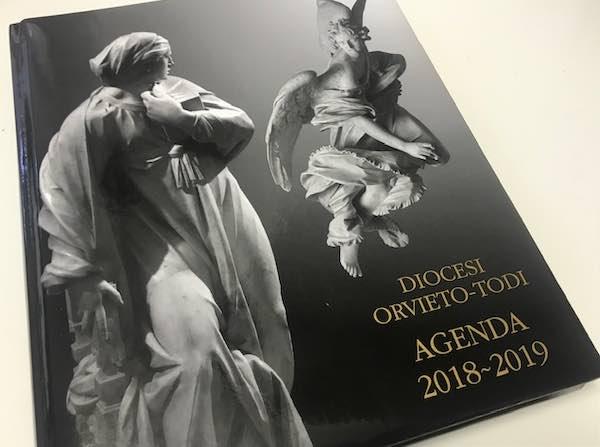 L'Annunciazione del Mochi in copertina sull'Agenda della Diocesi