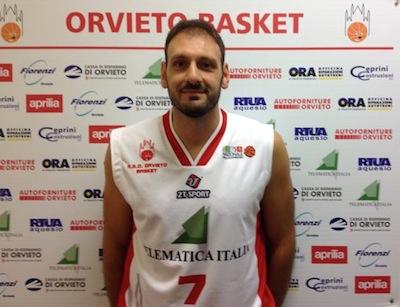 La Telematica Orvieto Basket si arrende alla capolista Latina