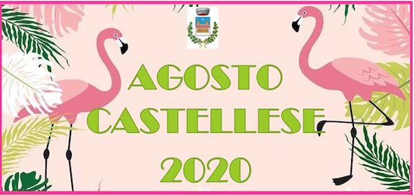 Torna l'Agosto Castellese. Appuntamenti con prenotazione obbligatoria fino al 27 agosto