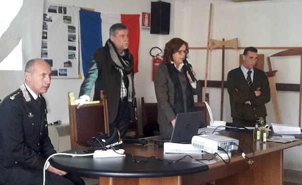 """""""Il territorio e la scuola a confronto"""" all'Istituto Agrario """"Bruno Marchino"""""""