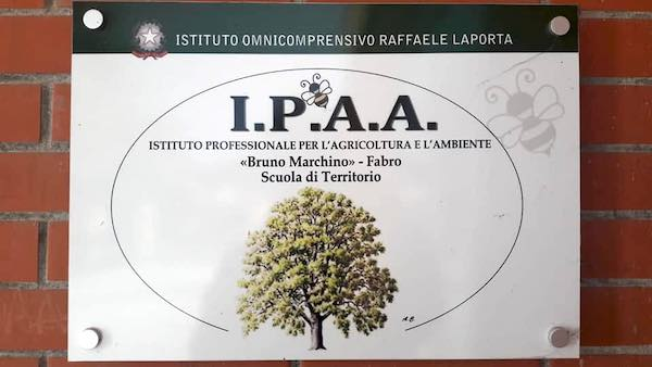 """Orientamento a distanza per l'Istituto Agrario """"Bruno Marchino"""" di Fabro"""