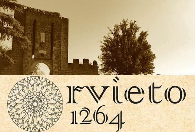 """Oltre 150 studenti a lezione di Medioevo con l'Associazione """"Orvieto 1264"""""""