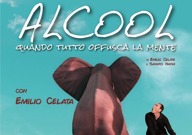 """Al Teatro Boni, lo spettacolo """"Alcool. Quando tutto offusca la mente"""""""
