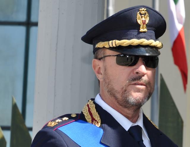 Il vice questore aggiunto Alfredo Luzi lascia Terni. Dirigerà il Centro nazionale di perfezionamento tiro di Nettuno