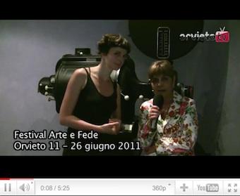 Alice Rorwacher, una singolare grazia: guarda l'intervista di Orvieto.TV