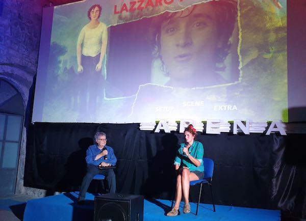 """Con """"Lazzaro Felice"""", Alice Rohwracher strega l'Arena Marconi"""