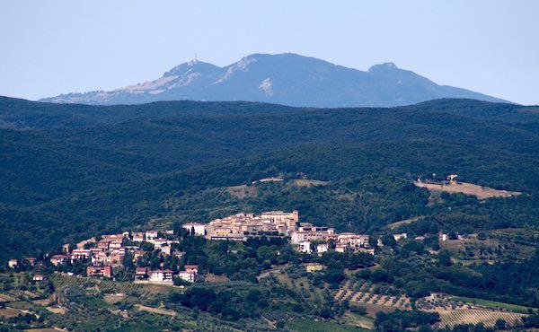 Progetto di ampliamento della Riserva Mondiale della Biosfera Unesco del Monte Peglia al Comune di Allerona