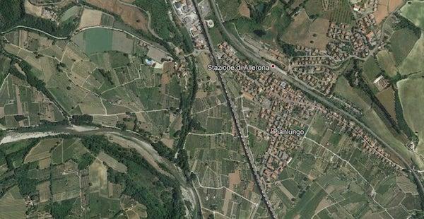 """""""Corridoi verdi e blu. Riqualificazioni di territorio e rigenerazioni di comunità"""""""