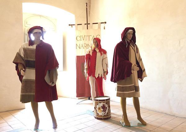 Palazzo dei Priori aperto tutto l'anno. Si presenta l'allestimento permanente