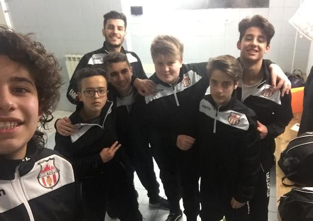 Orvieto FC, largo alle squadre giovanili del futsal. Arrivano Allievi e Giovanissimi