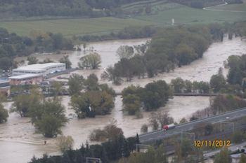 Santelli (Sel), Sacripanti (Pdl), e Longaroni (Pd) interrogano l'amministrazione sui progetti e i tempi per i lavori post-alluvione