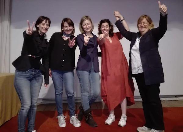 Neus Sanz, l'attrice di Almodovar, manda in scena le emozioni a Villa Rosa