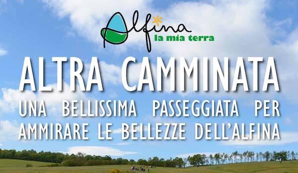 """""""Altra Camminata"""" per ammirare le bellezze dell'Altopiano dell'Alfina"""