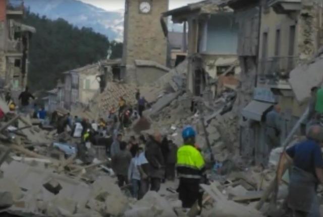 """La testimonianza dei soccorritori orvietani: """"tanta confusione, non improvvisatevi ci vuole preparazione"""""""