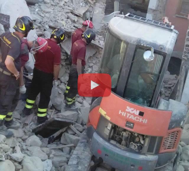 Terremoto e shock. Tre strategie per superare il trauma