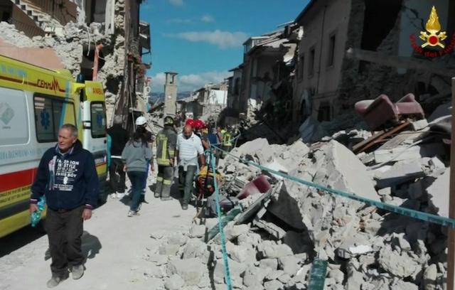 L'Orvietano si mobilita per l'organizzazione dei primi soccorsi. Tutte le Info e i punti di raccolta