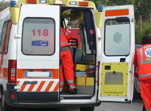 Incidente sul lavoro, operaio di 31 anni perde un braccio