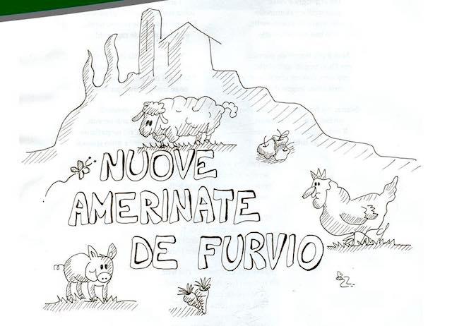 """Fulvio Quadraccia presenta il libro """"Nuove amerinate de Furvio"""""""