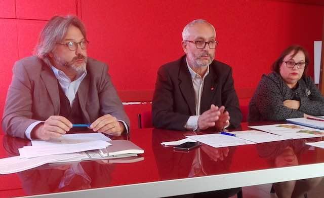 """Amianto: Cgil, Cisl e Uil rilanciano l'allarme in Umbria. """"Mappatura e bonifica: così si crea lavoro di qualità"""""""