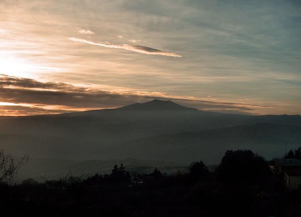 """""""Il Vulcano di Monte Amiata"""" e il ruolo della geologia nella gestione del territorio"""