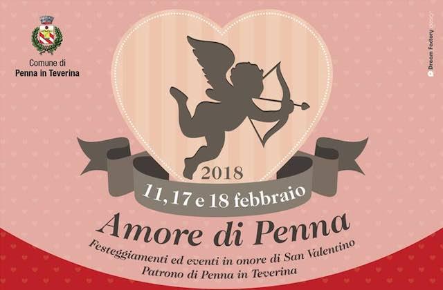 """""""Amore di Penna"""". Tre giorni di appuntamenti per San Valentino Patrono"""