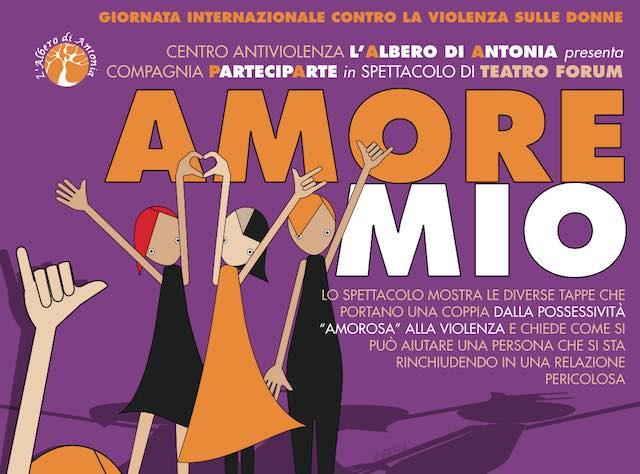 Insieme per dire basta alla violenza sulle donne. Iniziative a Orvieto, in Umbria e a Roma