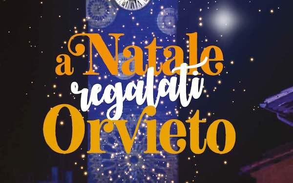 """""""A Natale regalati Orvieto"""". Un albero di luci per accendere le feste"""