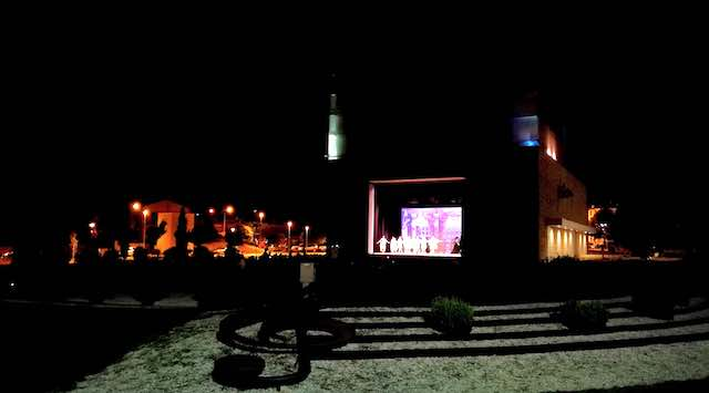 Lea Padovani, si inaugura il nuovo anfiteatro. La piazza intitolata ad Enzo Tortora